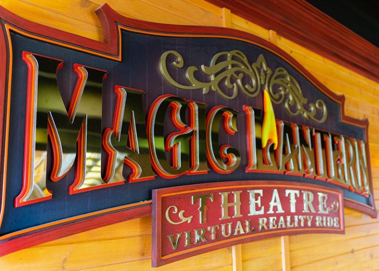 Magic Lantern Virtual Reality Theatre